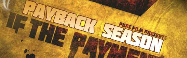 Payback Season starring Adam Deacon and our Geoff!